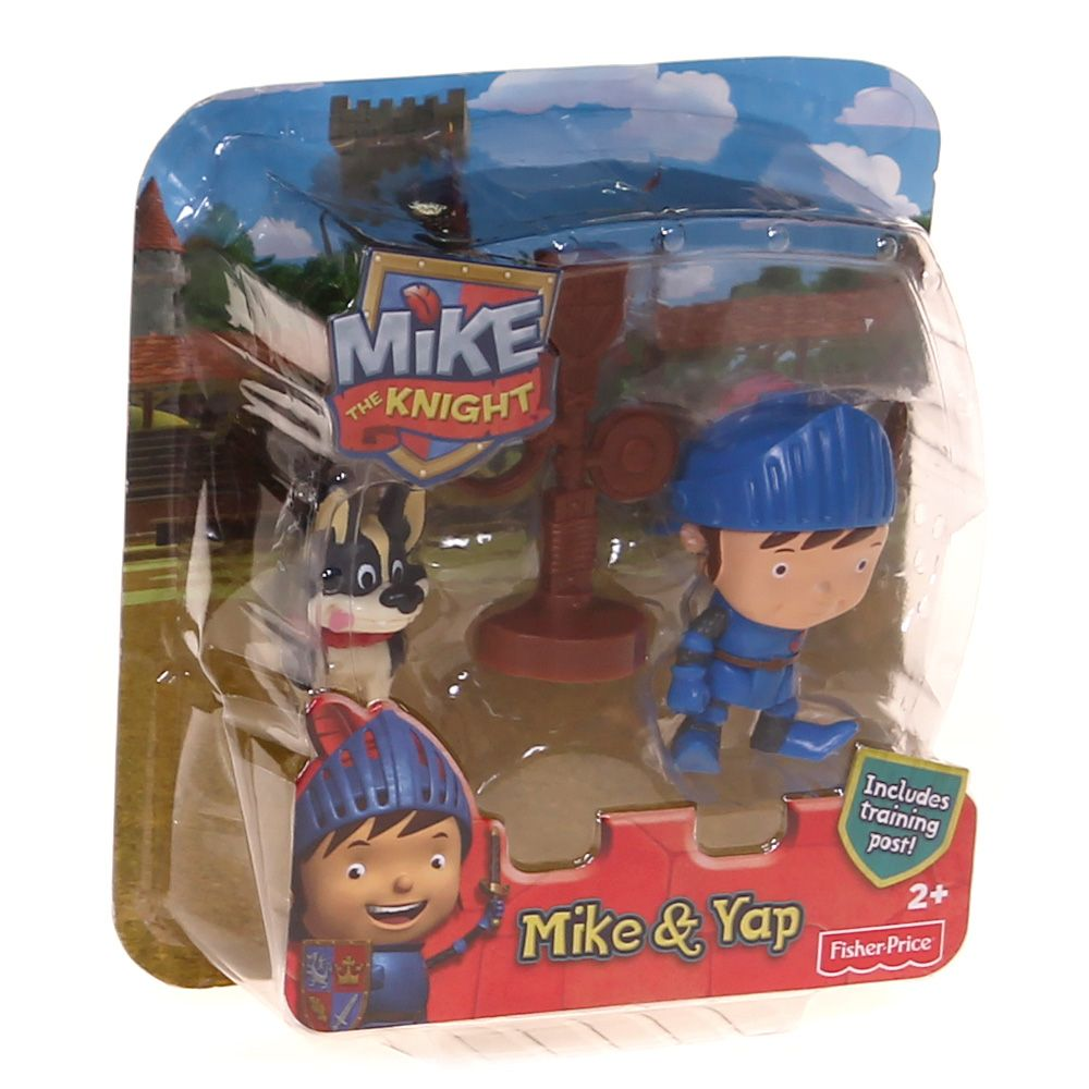 Mike The Knight Mike Action Figure Pack 5646614558