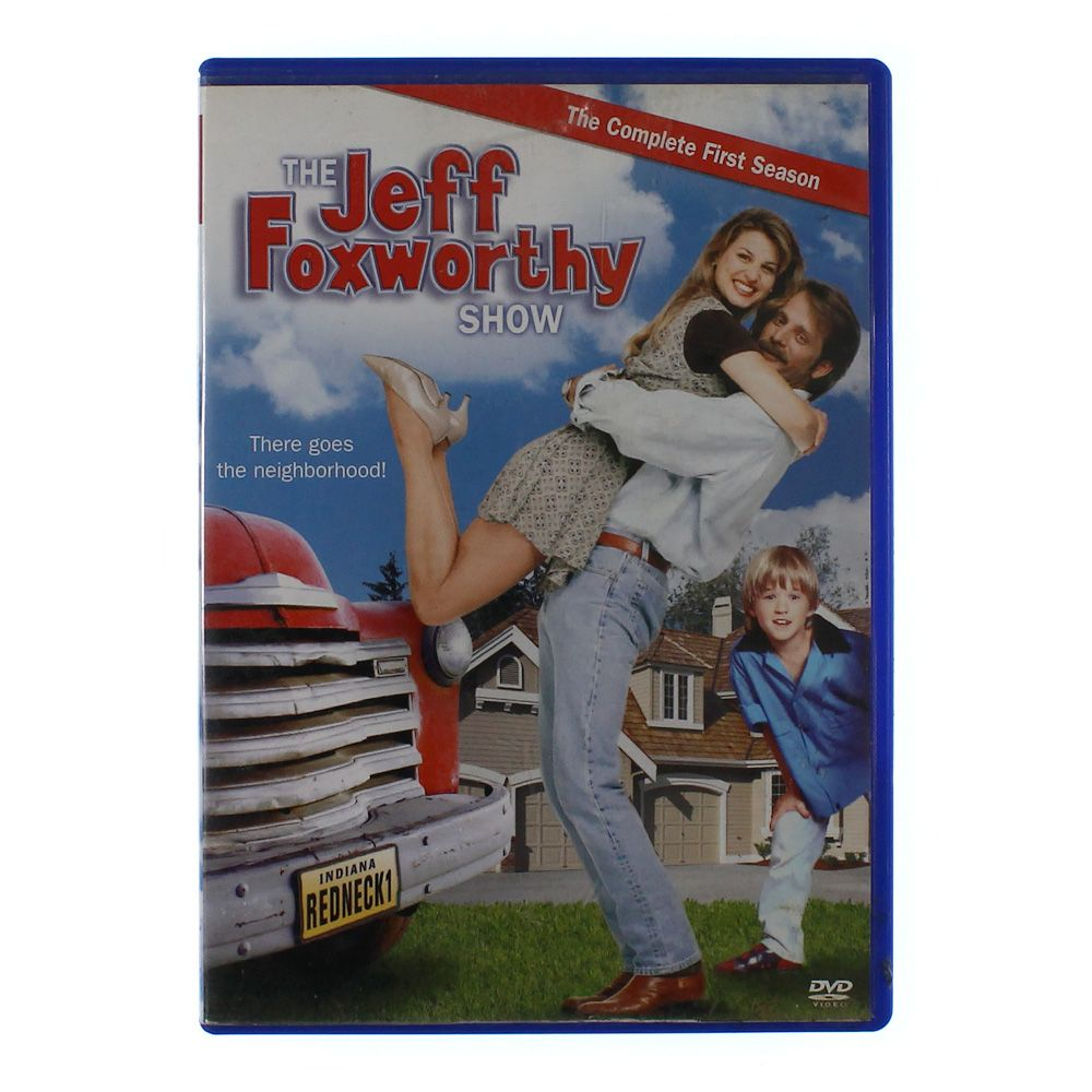 TV-series: The Jeff Foxworthy Show - The Complete First Season 5677030299