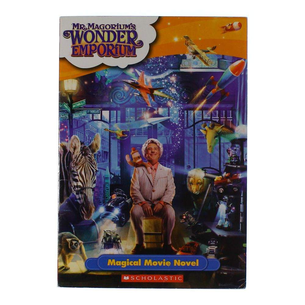 Book: Mr. Magorium's Wonder Emporium 5680000159