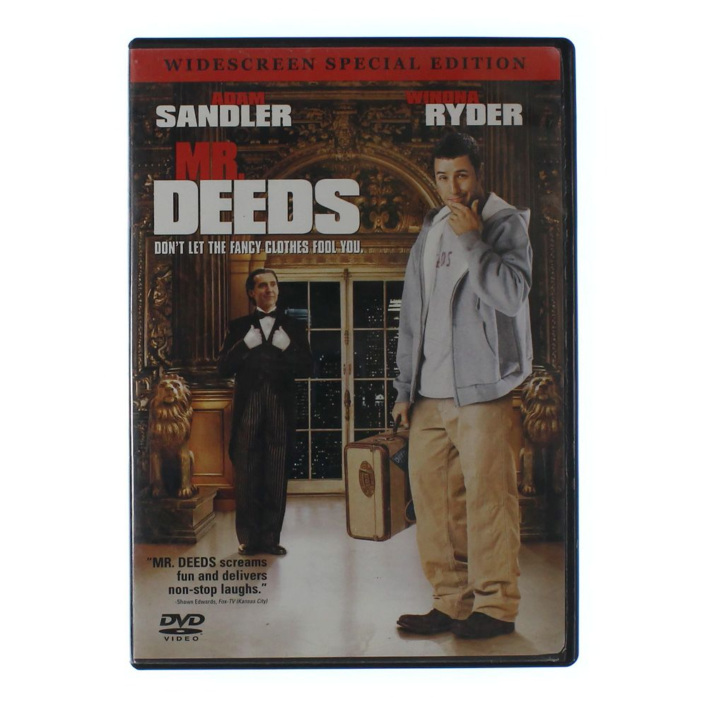 Movie: Mr. Deeds (Widescreen Special Edition) 5689834496