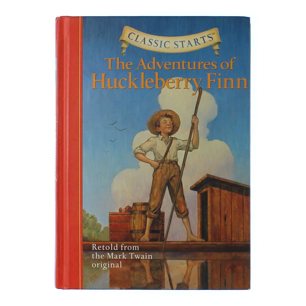 the adventures of huckleberry finn bad Get free homework help on mark twain's adventures of huckleberry finn: you have read a book by the name of the adventures of tom em going to be in a bad.