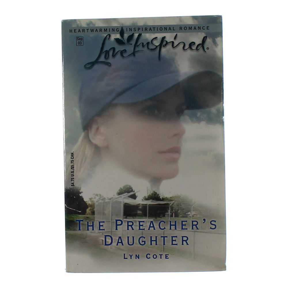 Book: The Preacher's Daughter 5700255401