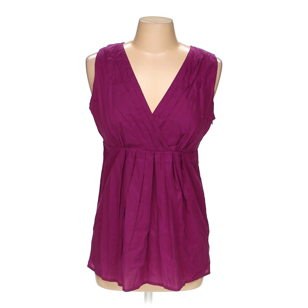 """Image of """"A.N.A. Sleeveless Top, size M"""""""