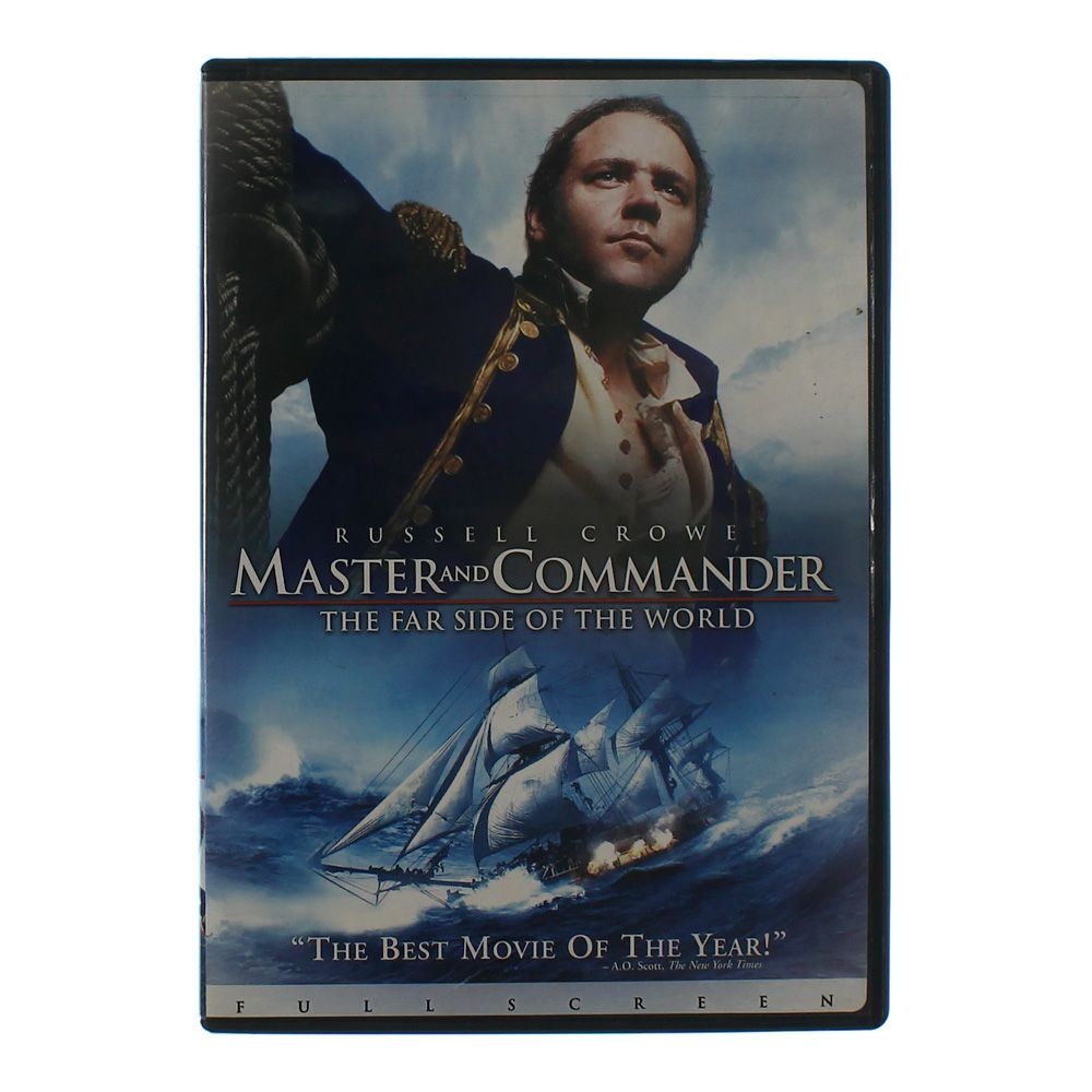 Movie: Master and Commander - The Far Side of the World (Full Screen Edition) 5742124115