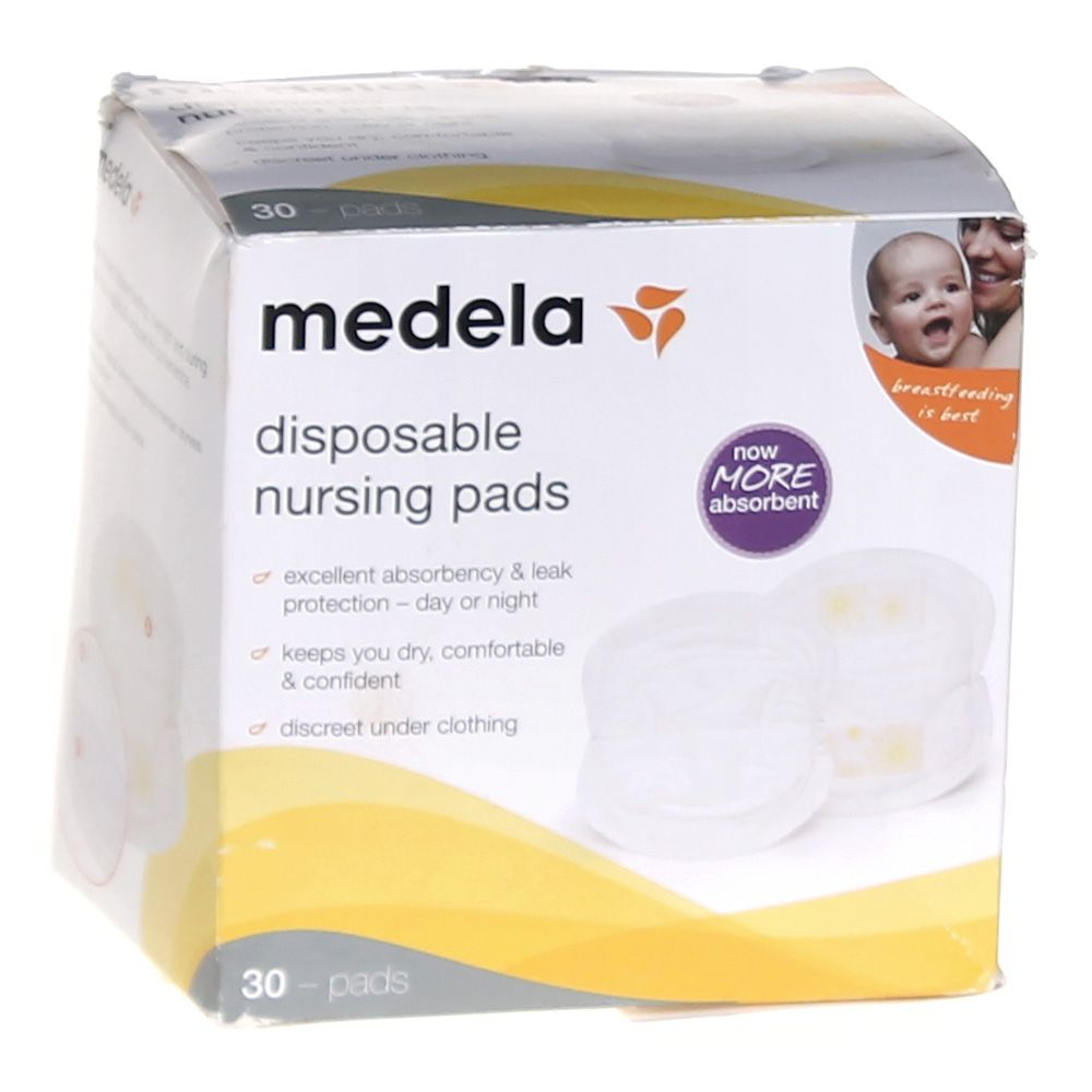 "Image of ""Disposable Nursing Pads, size One Size"""