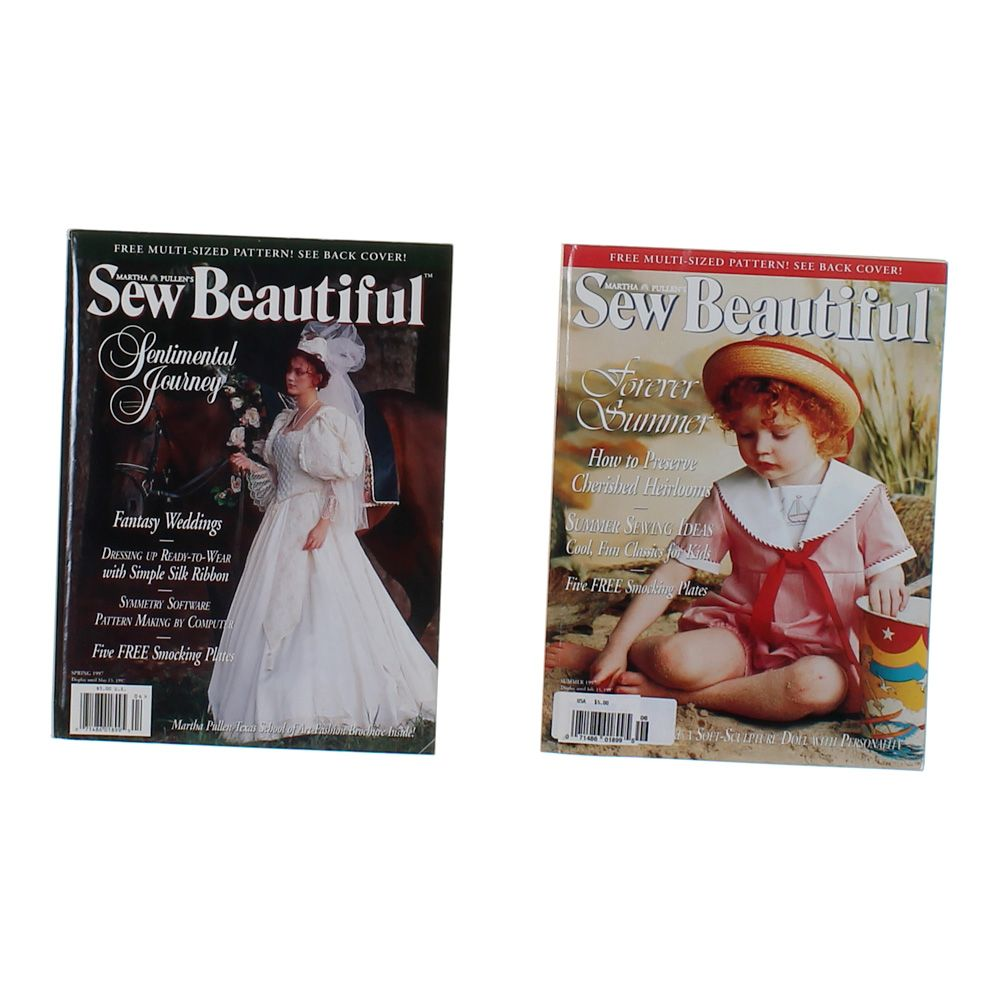 Image of Magazine Sew Beautiful