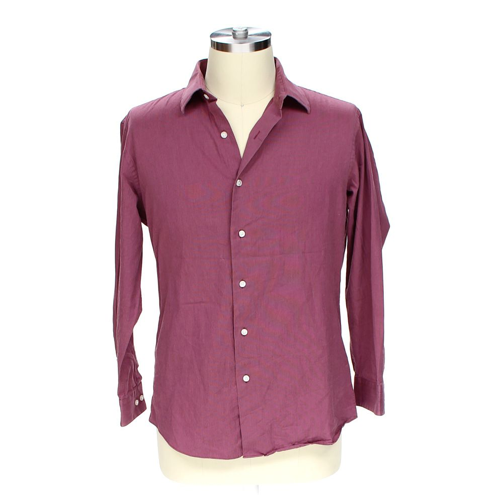 "Image of ""Apt. 9 Button-up Shirt, size 33"""" Waist"""