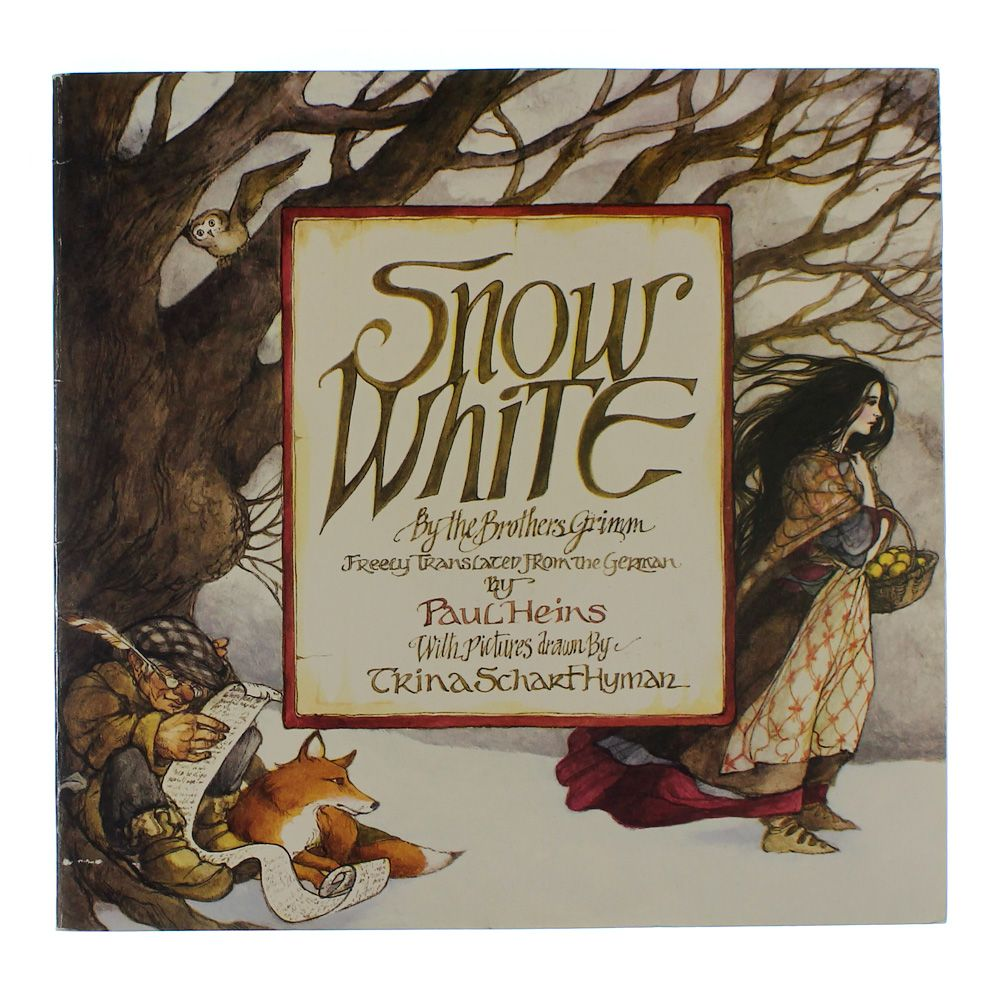Book: Snow White 5775924282