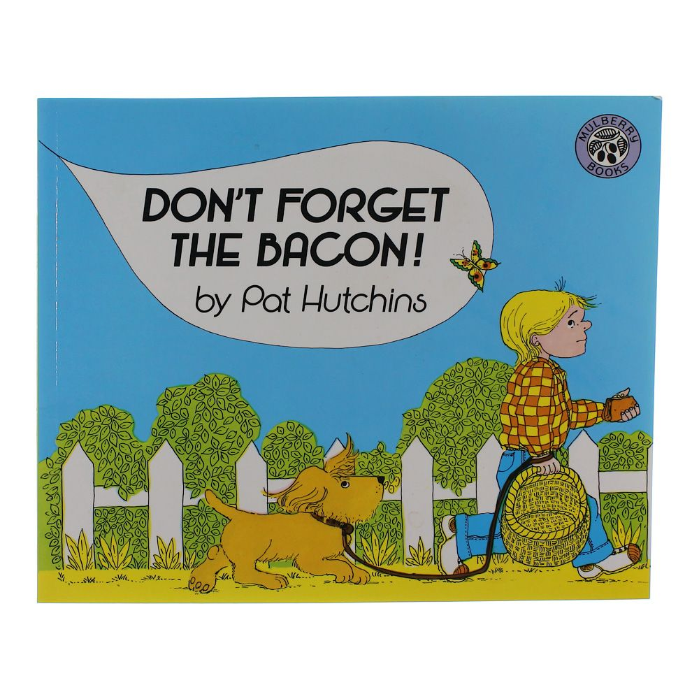Book: Don't Forget The Bacon! 5810984619