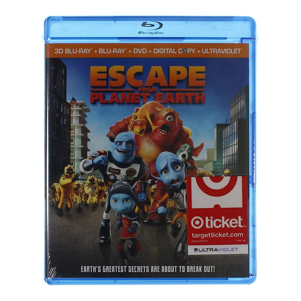 Movie: Escape From Planet Earth 5845785838