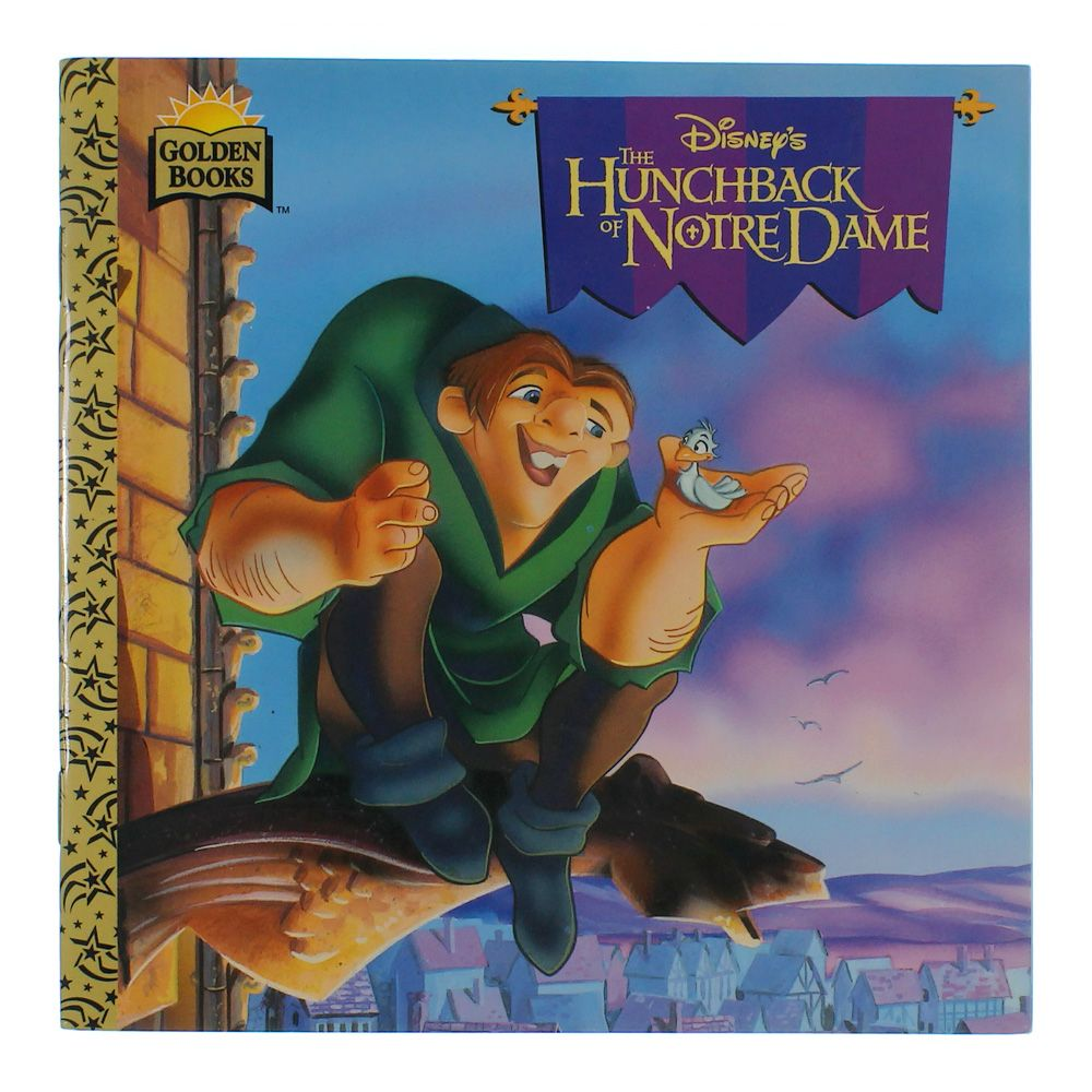 Book: The Hunchback of Notre Dame 5850377514