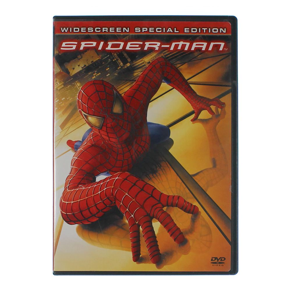 Movie: Spiderman 1 (Widescreen Special Edition) 5856954819