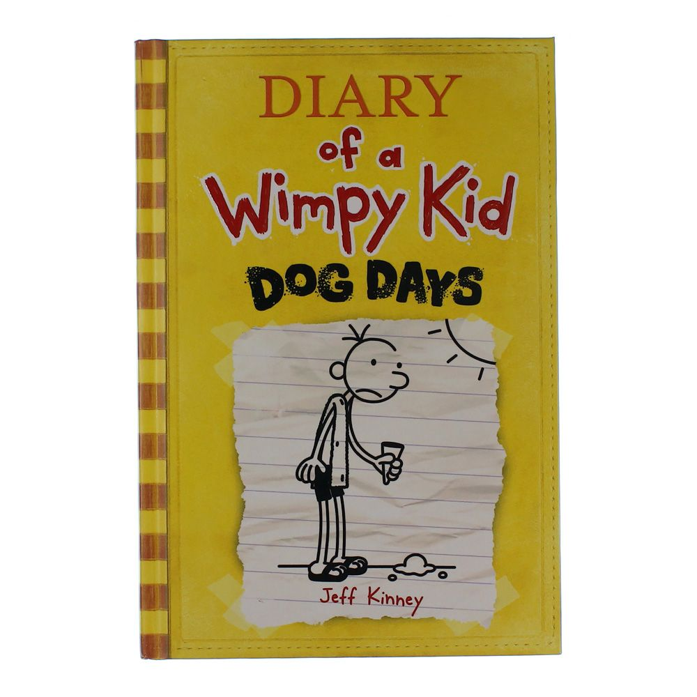 Book: Diary Of A Wimpy Kid Dog Days 5880055893