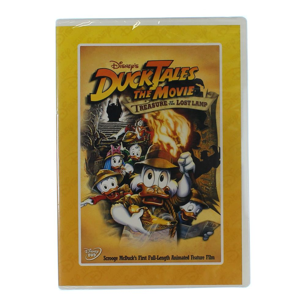 """""Movie: Duck Tales The Movie, Treasure Of The Lost Lamp"""""" 5909434531"