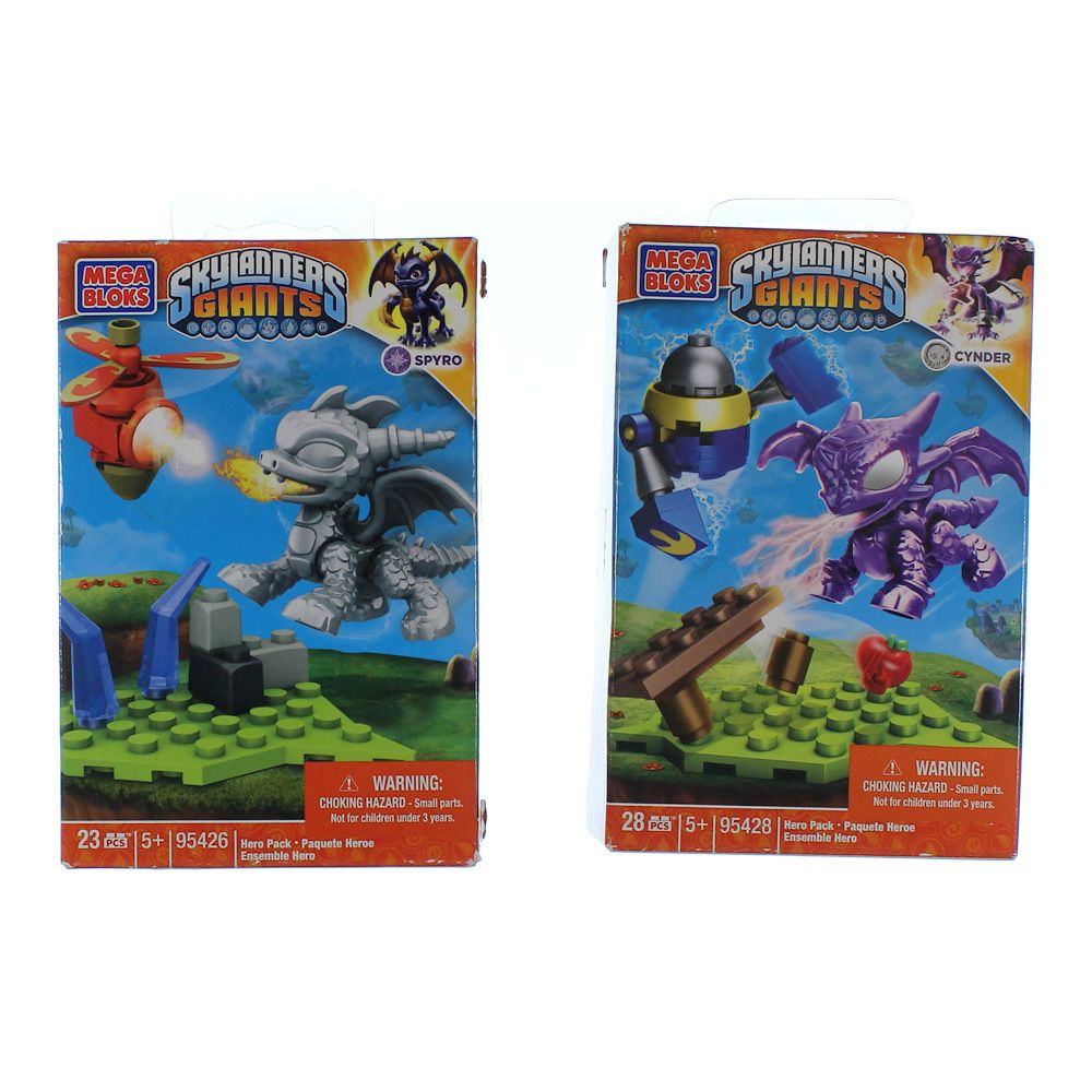 Mega Bloks Skylander Giants Set 5913664032