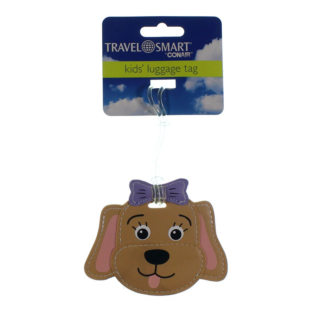 Image of Travel Smart By Conair Kids Luggage Tag