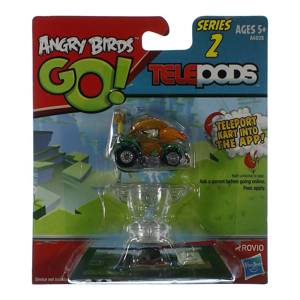 Image of Angry Birds Go!