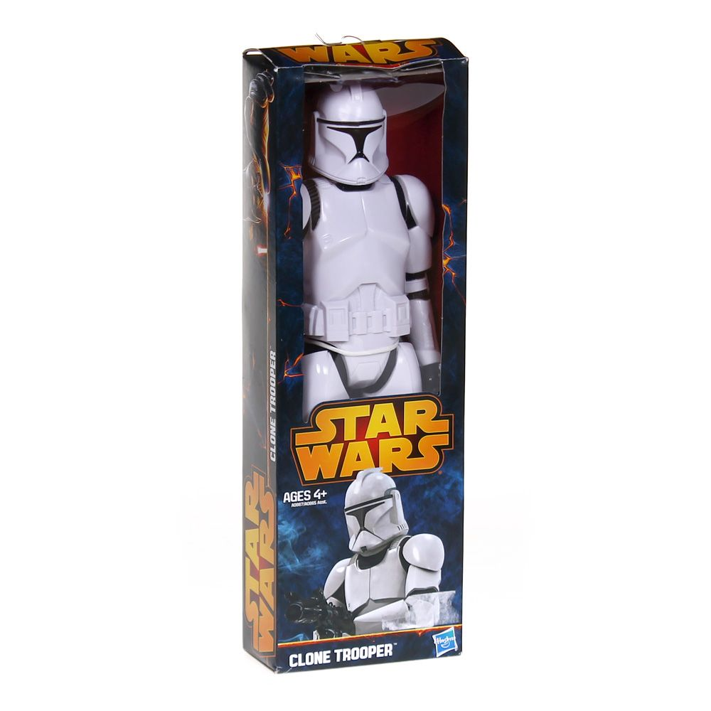 """""Star Wars Clone Trooper 12"""""""" Action Figure"""""" 5927024258"