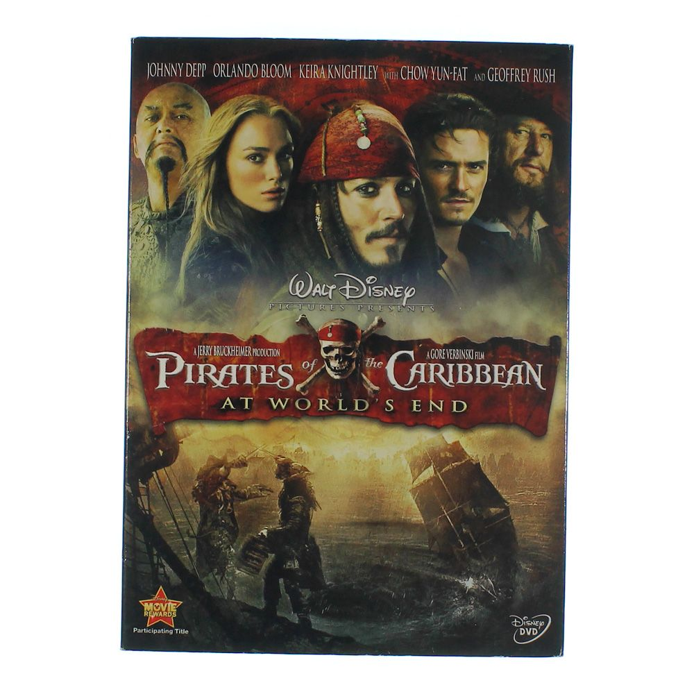 Movie: Pirates of the Caribbean: At World's End 5927055647