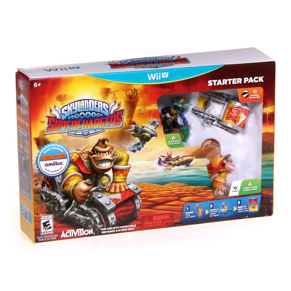 Video Game: Skylanders Superchargers 5928724196