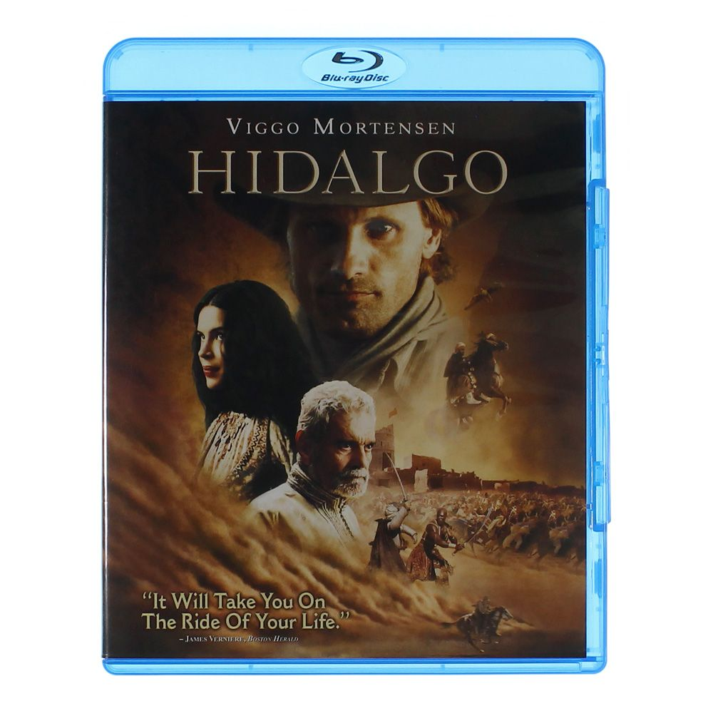 Movie: Hidalgo [Blu-ray] 5938538273