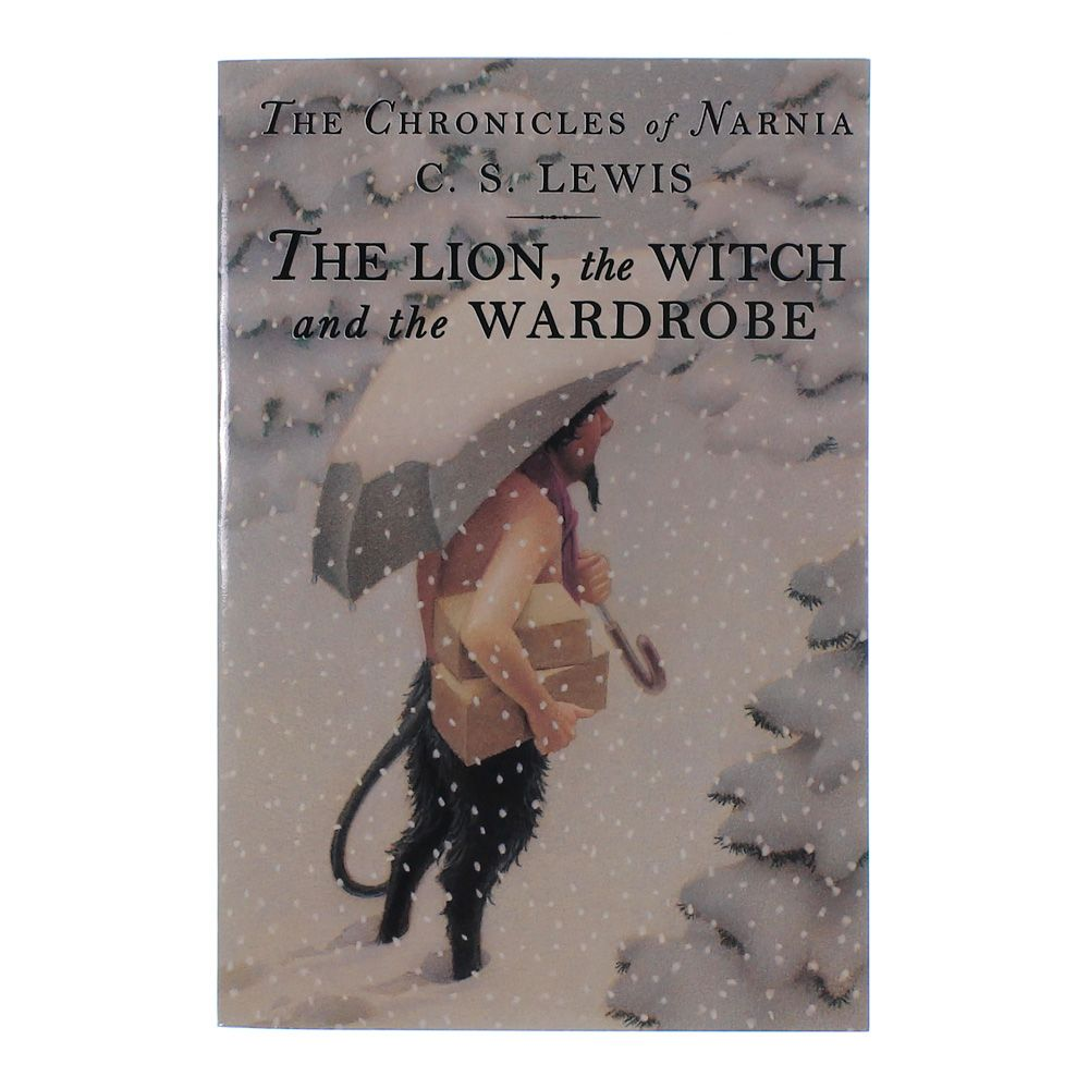 """""Book: The Lion, The Witch and the Wardrobe"""""" 5942964329"