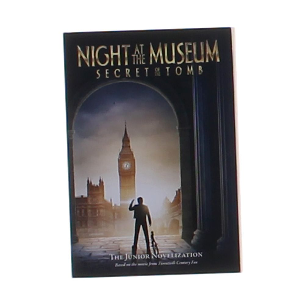 Book: Night At The Museum - Secret Of The Tomb 5953484030