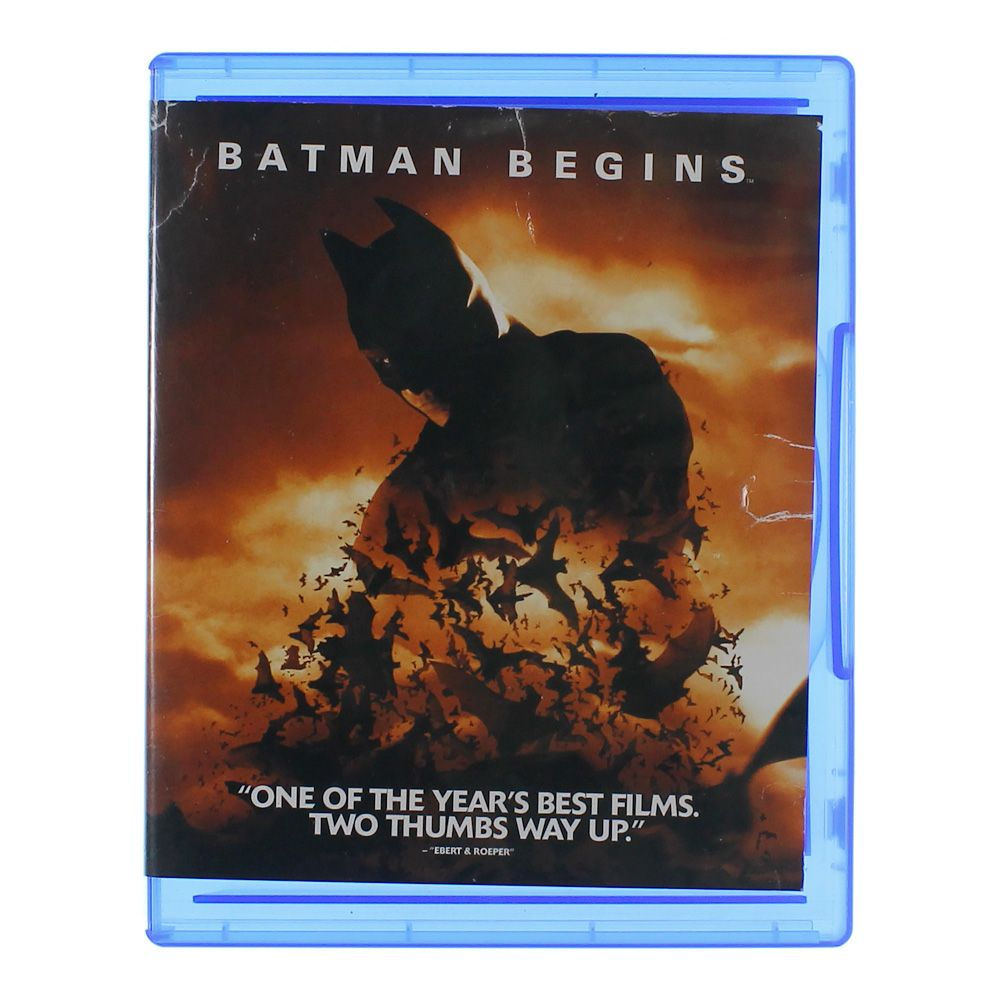Movie: Batman Begins (Blu-ray) (Widescreen) 5975834239