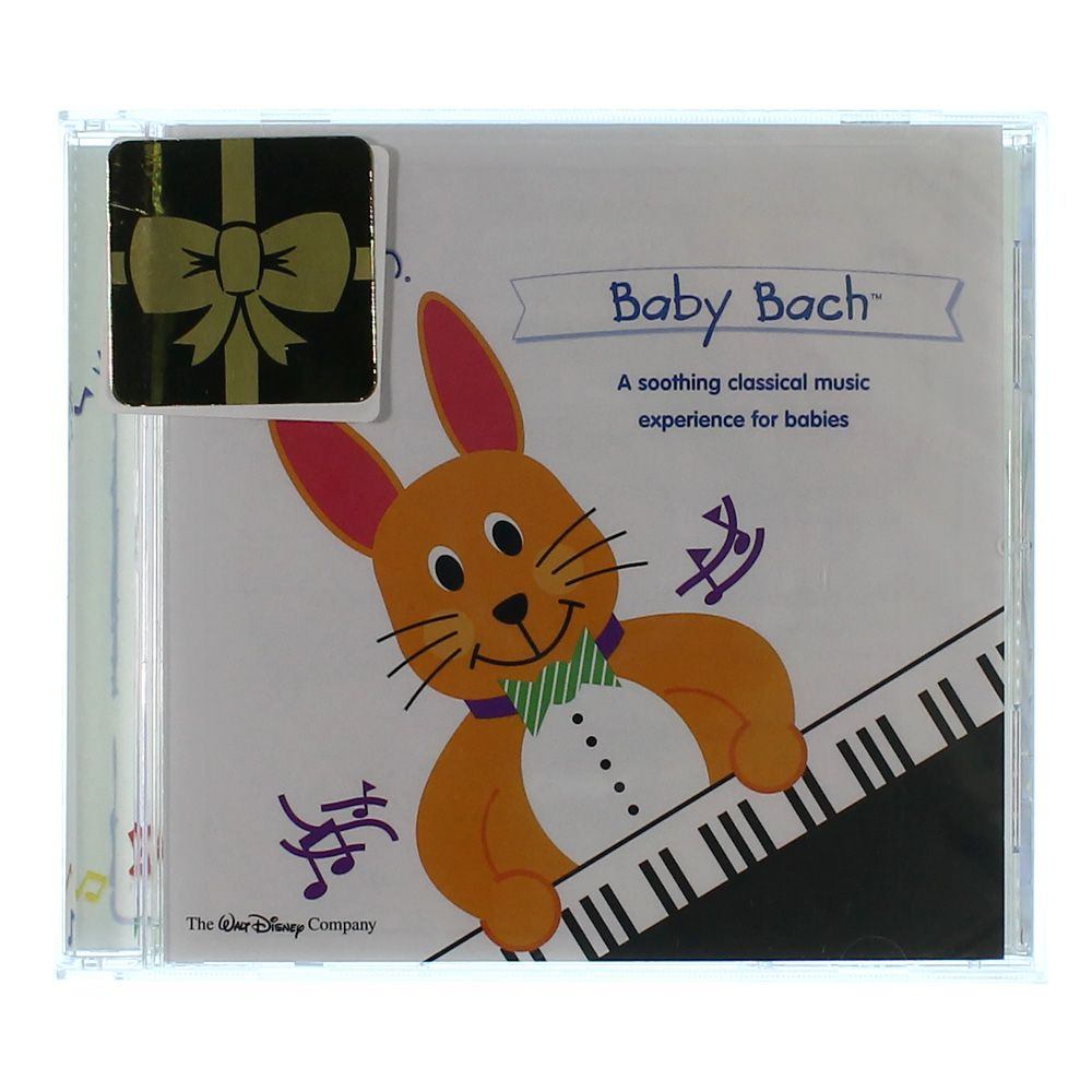 Image of CD: Baby Bach