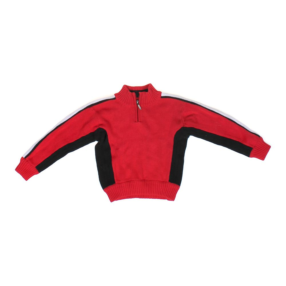 "Image of ""1/4-zip Sweater, size 4/4T"""