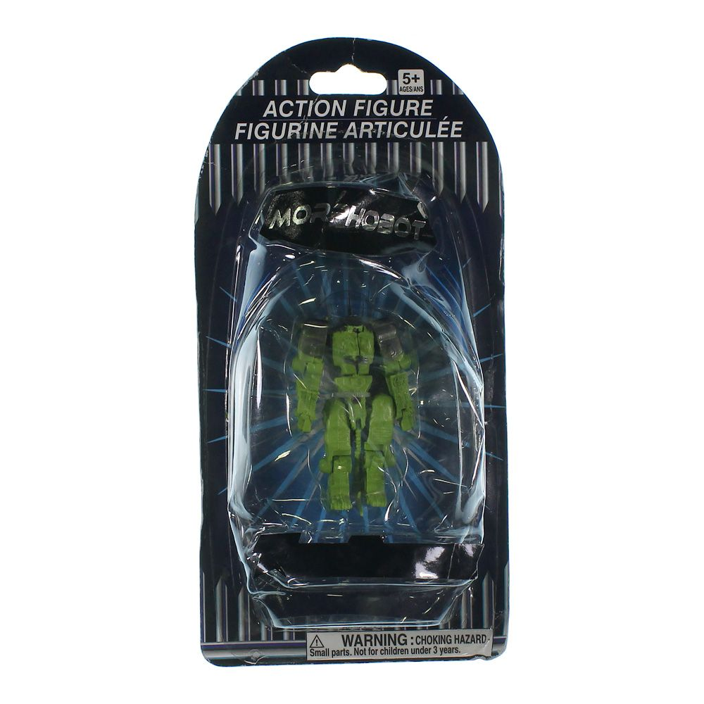 Action Figure Morphobot 6038536989