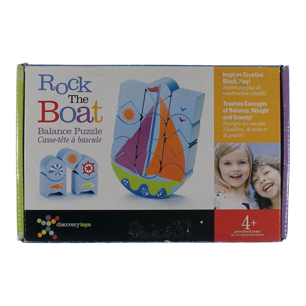 Rock The Boat Balance Puzzle 6046661230