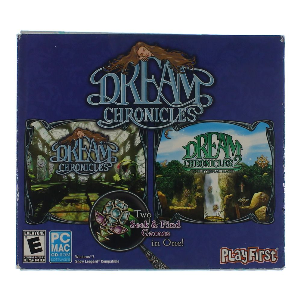 Image of CD: Dream Chronicles