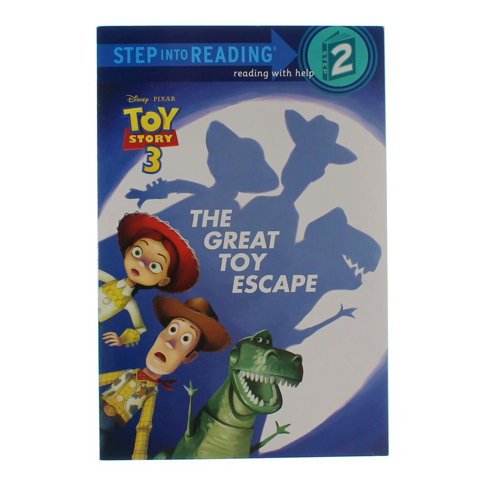Book: The Great Toy Escape 6072464216