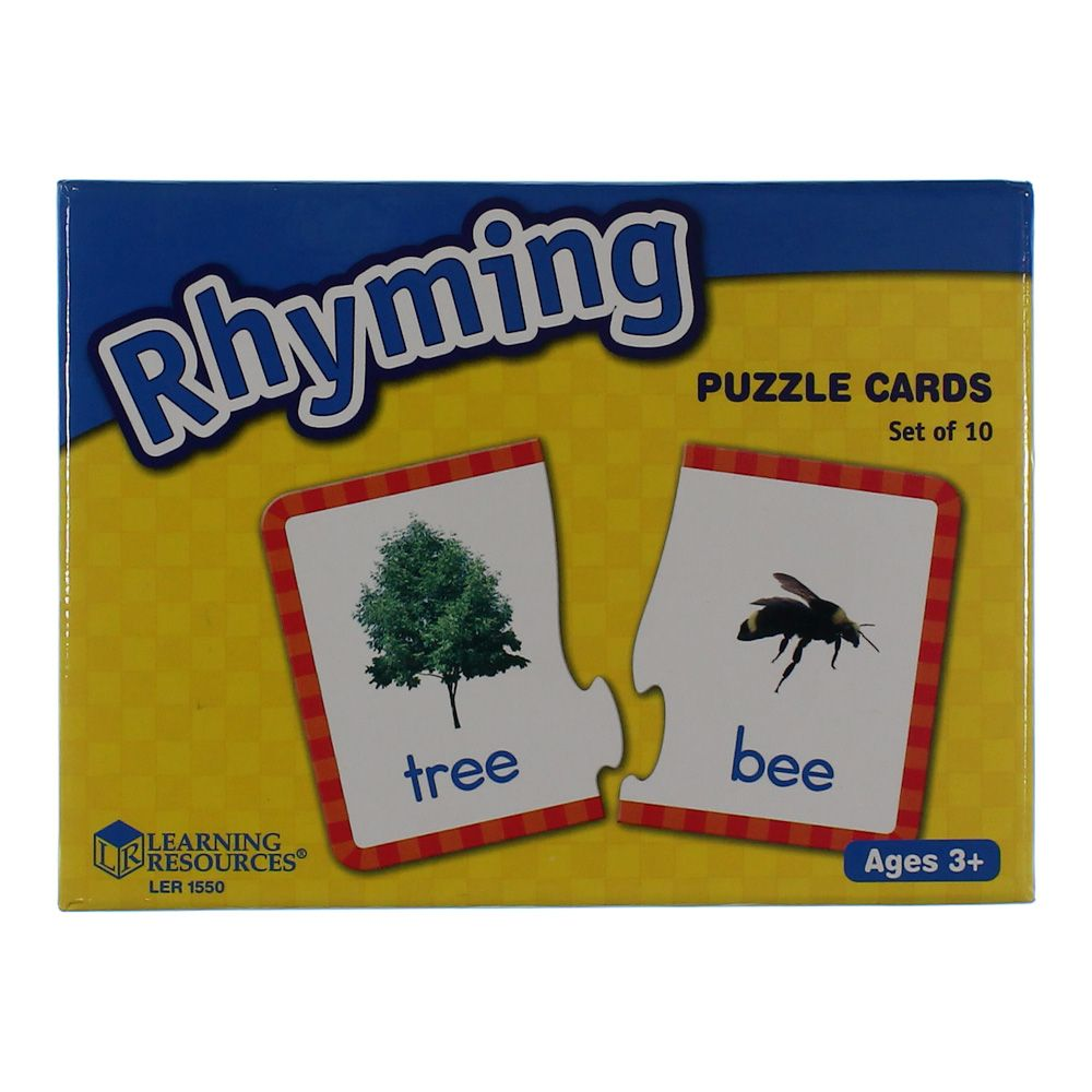 Rhyming Puzzle 6079089309
