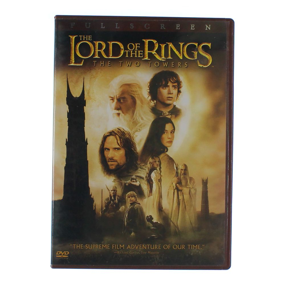 Movie: The Lord Of the Rings: The Two Towers 6100588656