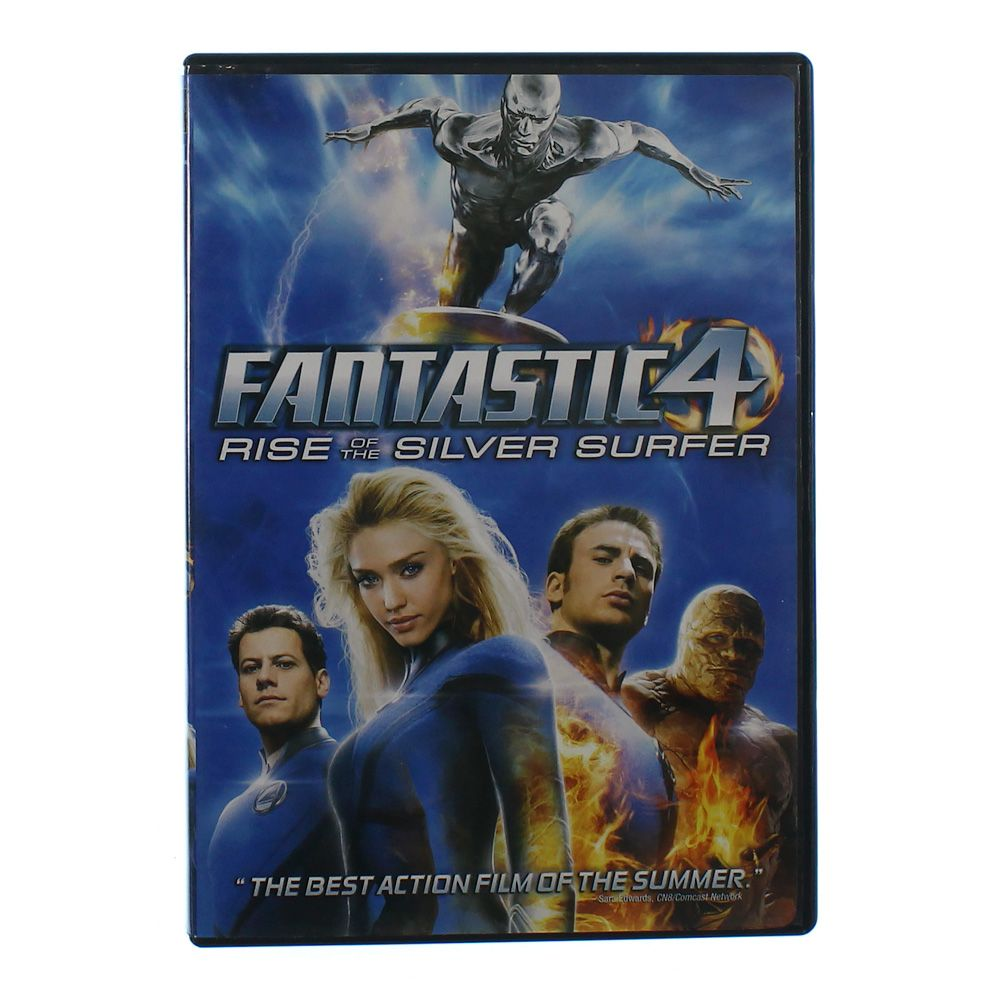 Movie: Fantastic Four: Rise of the Silver Surfer 6105708676