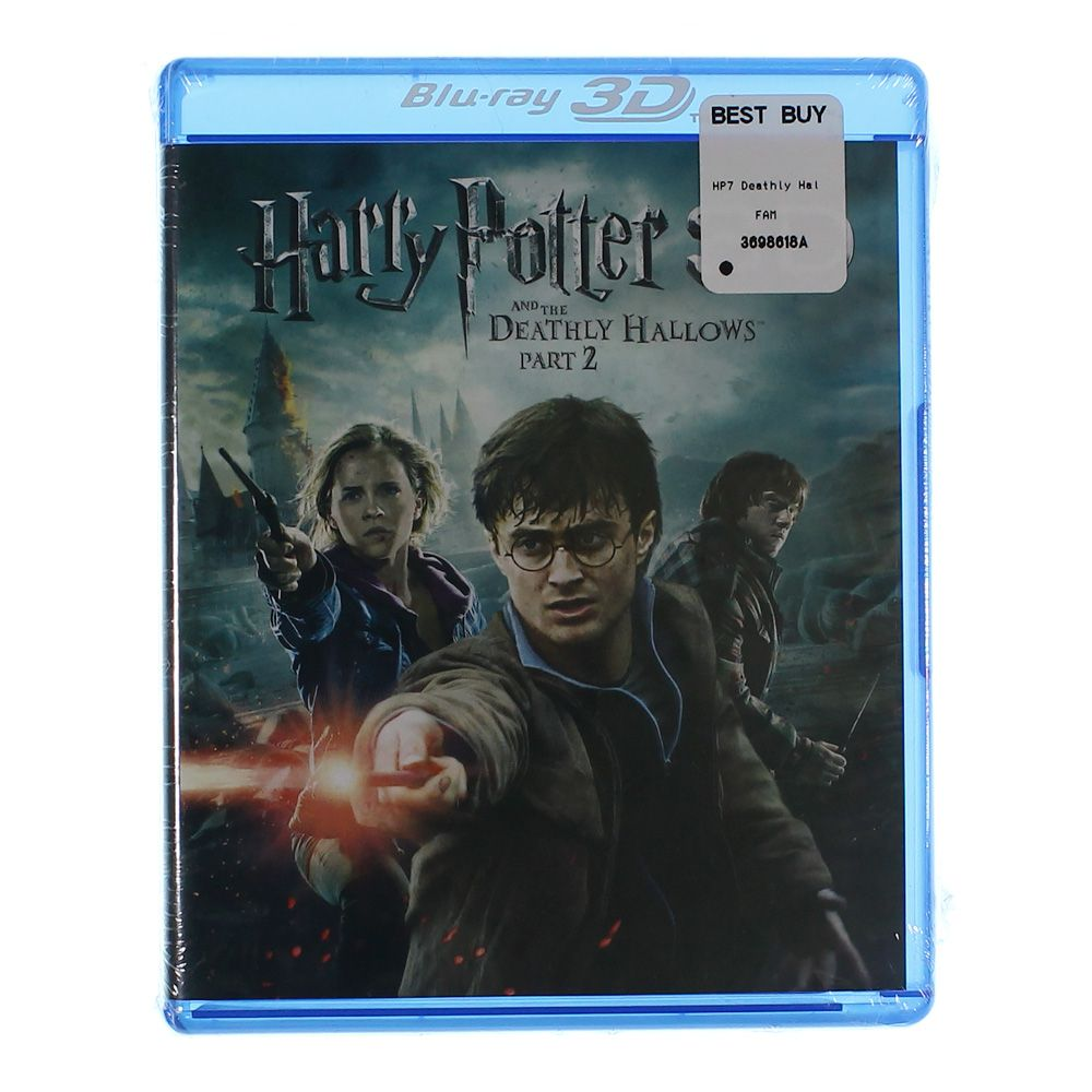 Movie: Harry Potter & The Deathly Hallows Part 2 6107347594