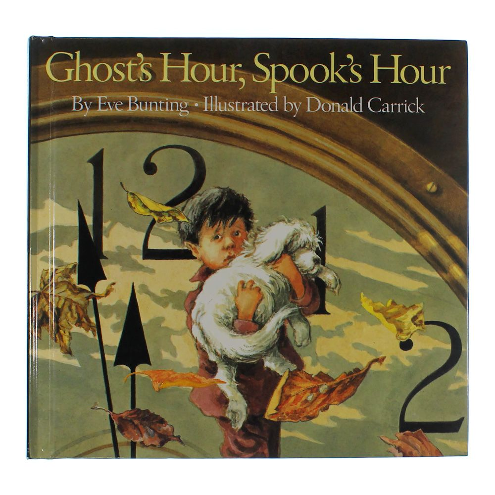 """""Book: Ghost's Hour, Spook's Hour"""""" 6195727197"