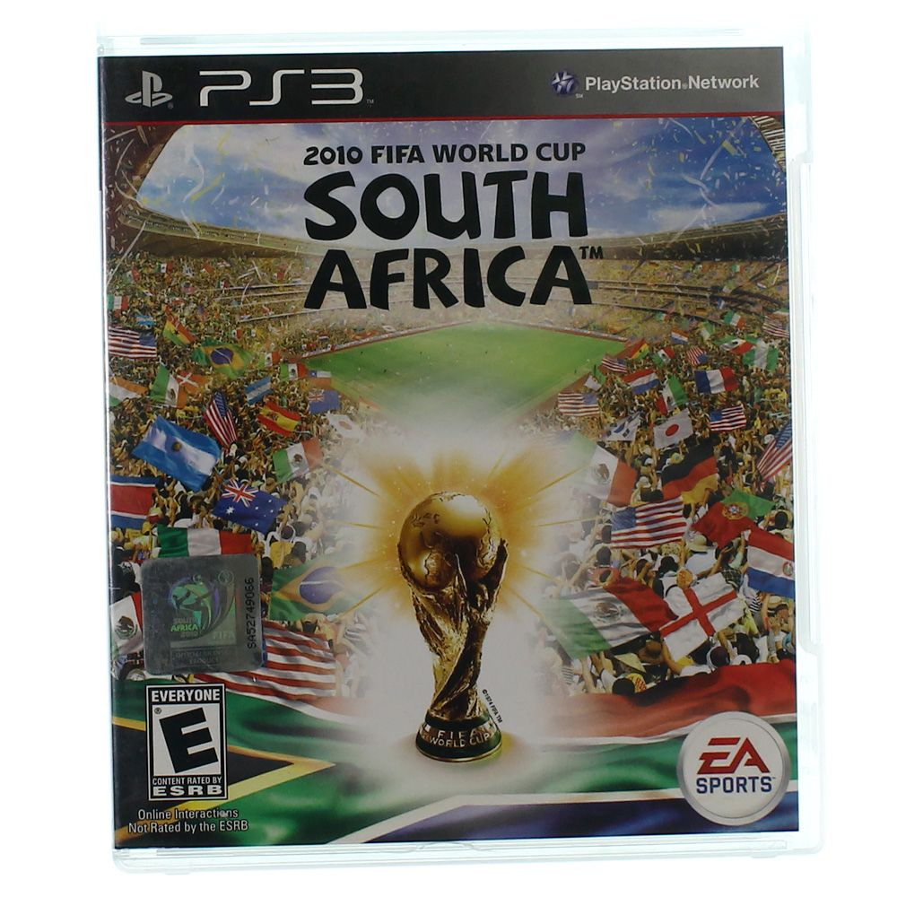Video Game: 2010 FIFA World Cup South Africa 6197504409