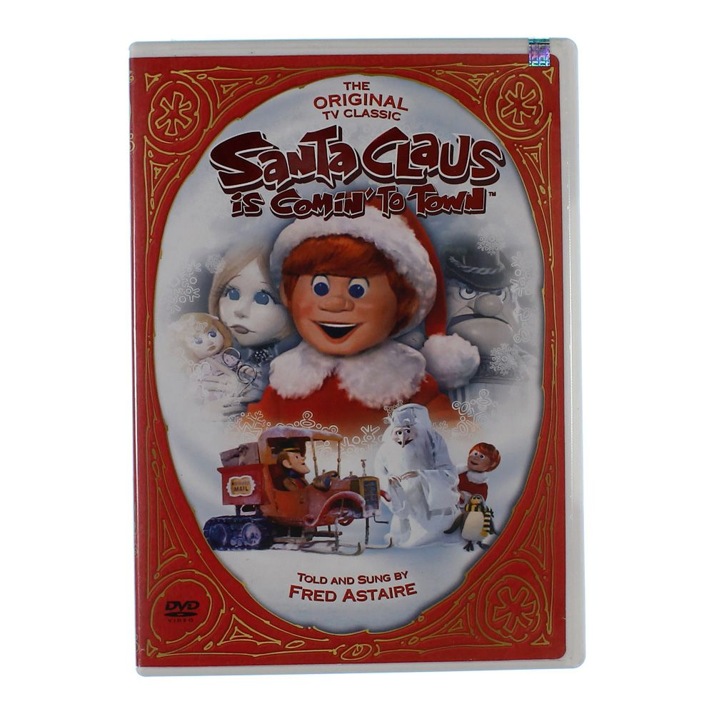 Movie: Santa Claus Is Comin' to Town 6212594175
