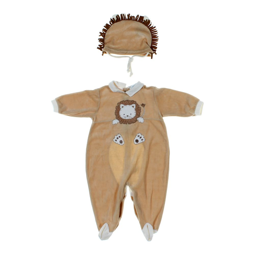 """Image of """"Baby Loin Costume, size 6 mo"""""""