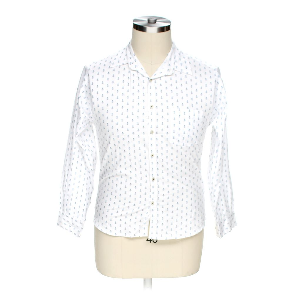 """""Button-up Long Sleeve Shirt, size L"""""" 6227124065"