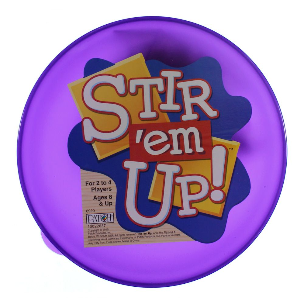 Image of Game: Stir 'em Up!