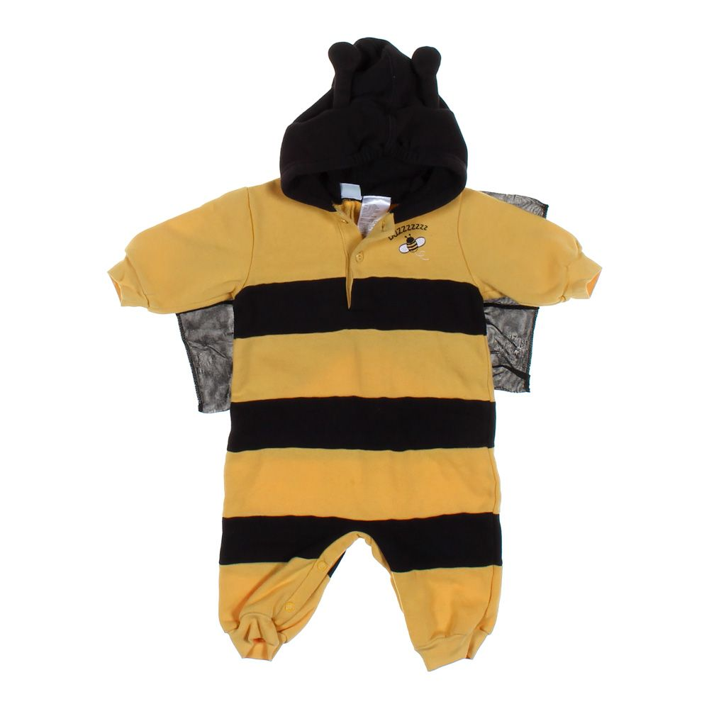 "Image of ""Baby Bumble Bee Costume, size 3 mo"""