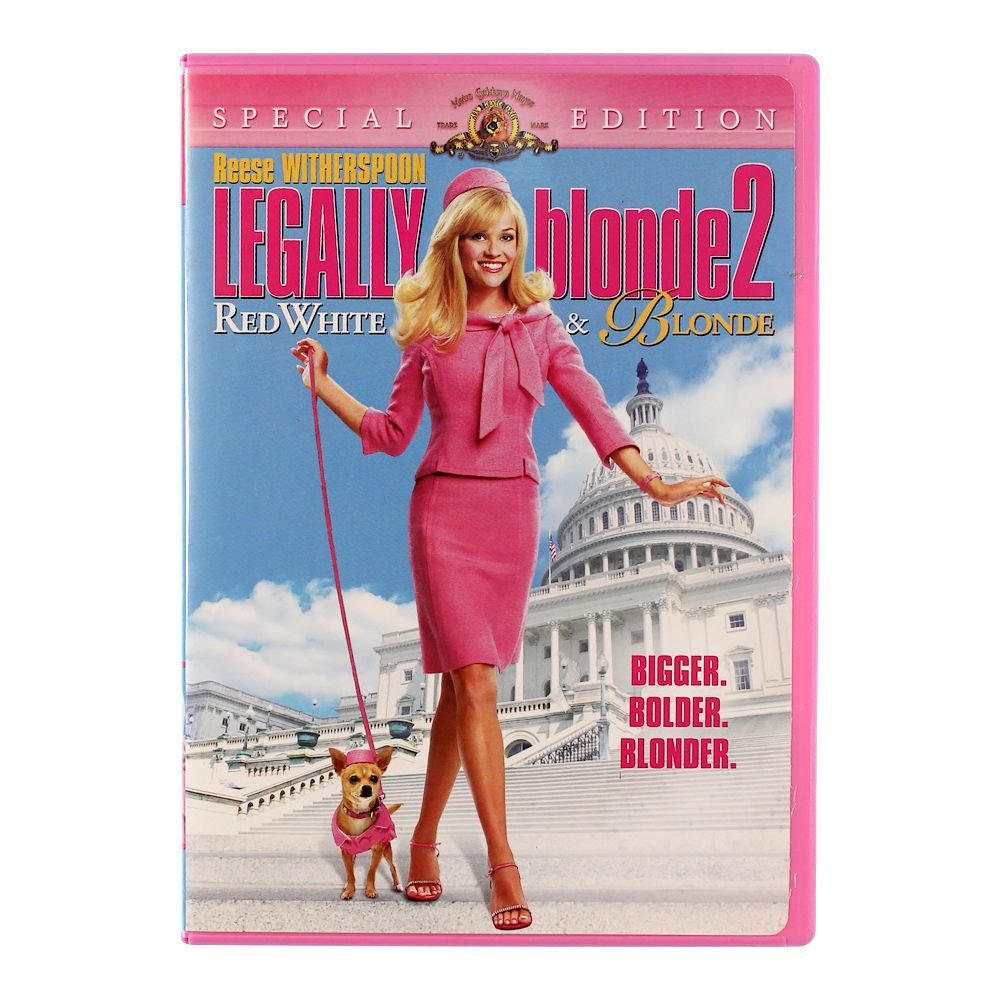 Movie: Legally Blonde 2 Red White & Blonde 626174128