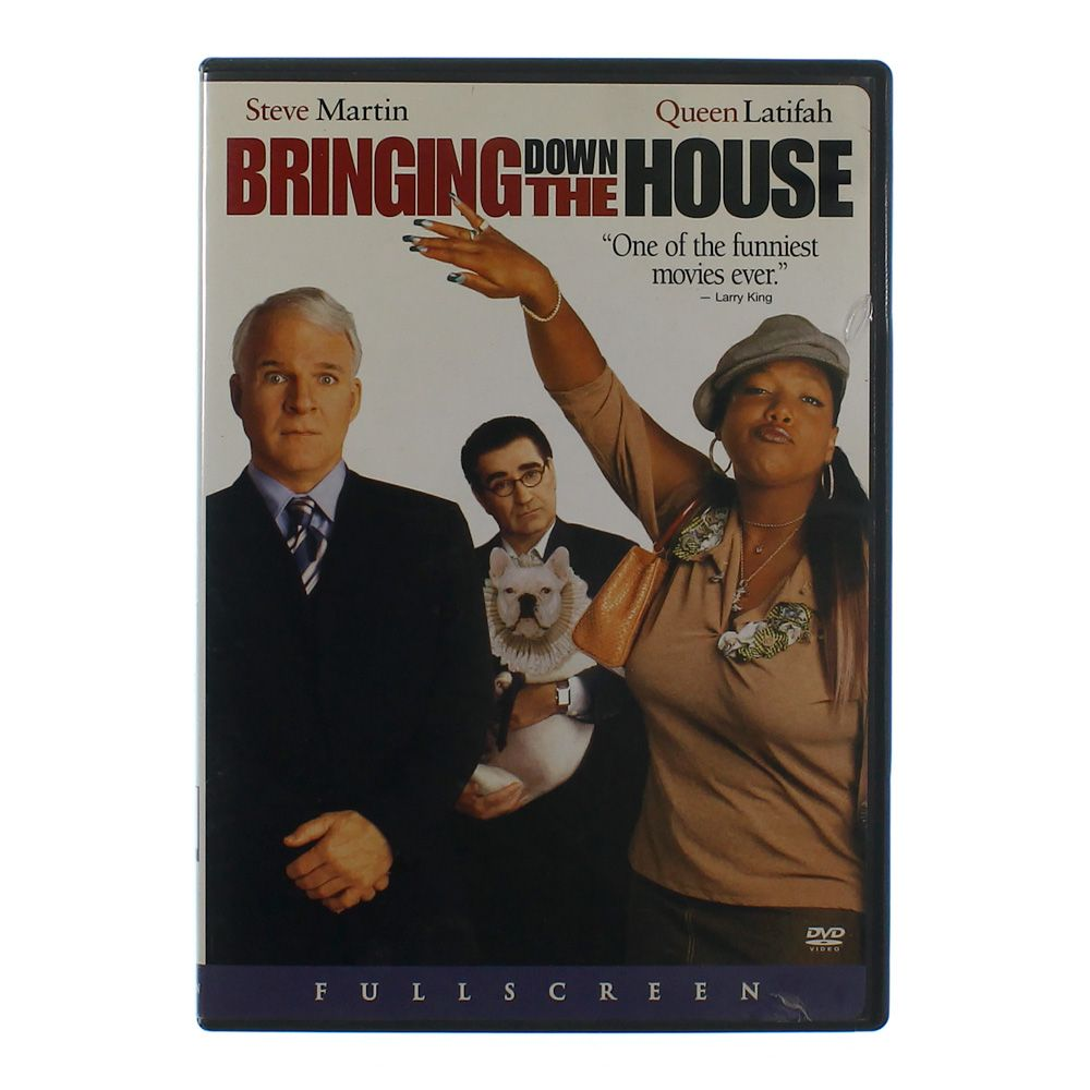 Movie: Bringing Down The House (Full Screen Edition) 6294634297