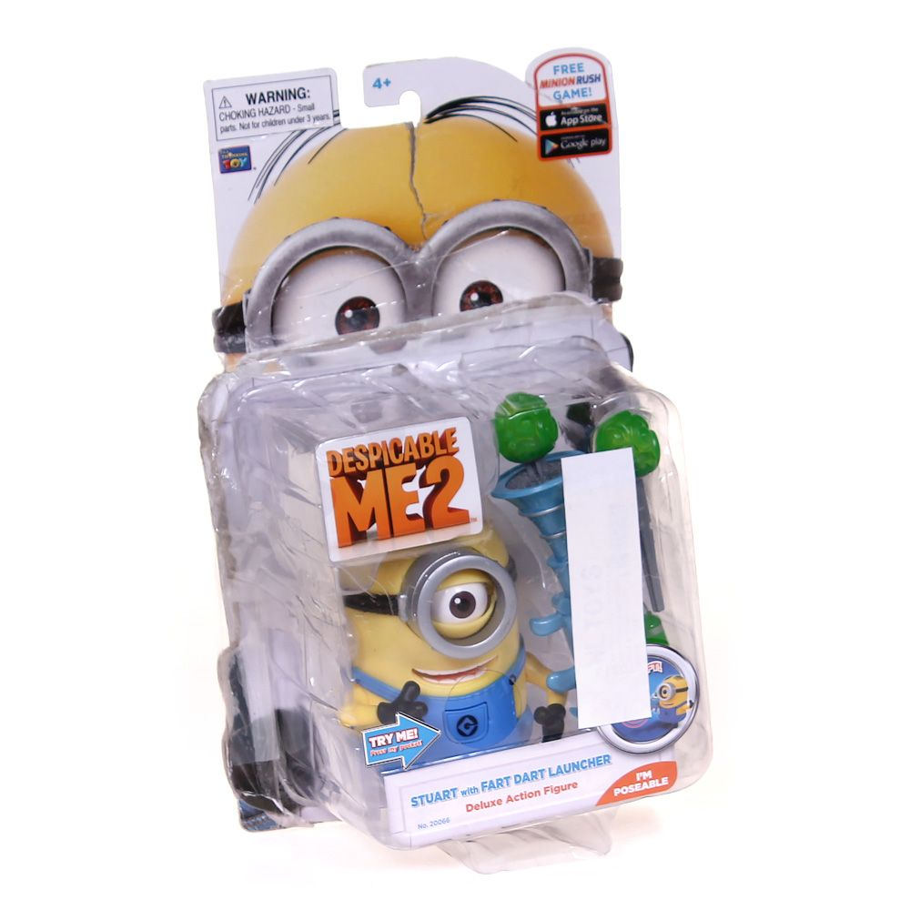 Despicable Me 2 Deluxe Action Figure 6334595257