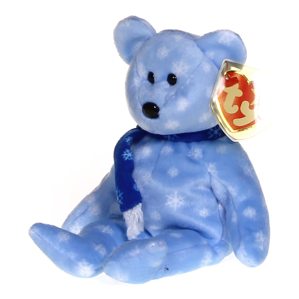 Image of 1999 Holiday Teddy Beanie Baby