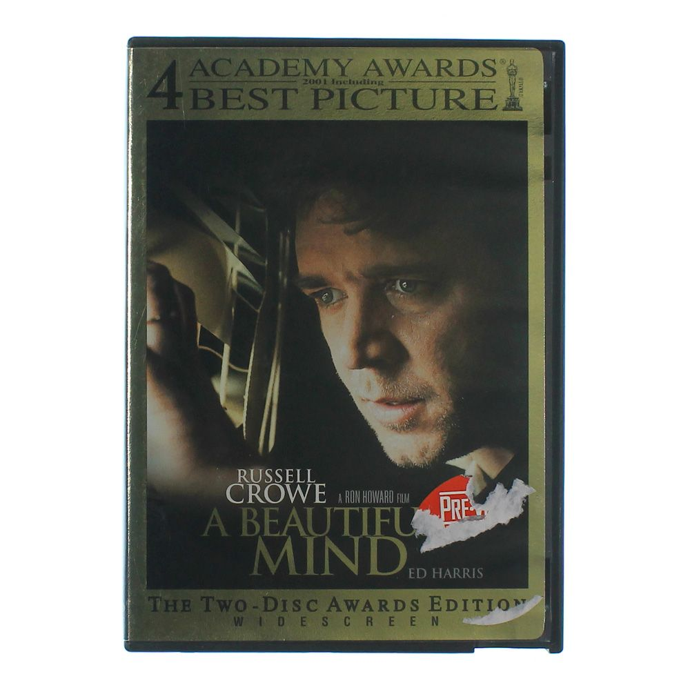 Movie: Russell Crowe A Beautiful Mind 6338356285